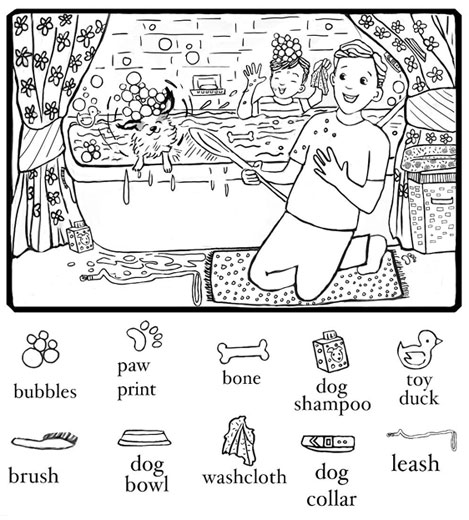 Picture Puzzle from So you want a puppy